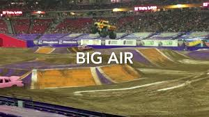 bjcc monster truck show monster jam 2017 freestyle coverage intro youtube