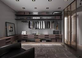 bedroom fitted wardrobe design ideas with cool and cozy closet