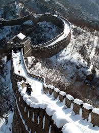 Map Of The Great Wall Of China by Great Wall World Heritage Site National Geographic
