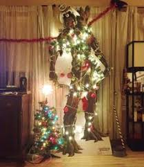 this is the clever groot tree topper designed and