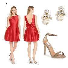 a sunny side of southern christmas holiday party dresses