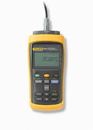 reference thermometers by fluke calibration models 1523 u0026 1524