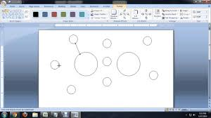 how to make a double bubble map on microsoft office tech niche