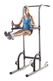 amazon com gold u0027s gym xr 10 9 power tower sports u0026 outdoors