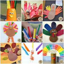 thanksgiving crafts for crayon box chronicles