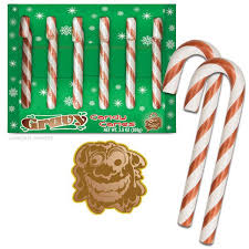 pickle candy gravy candy canes archie mcphee co