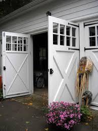 Barn Garage Doors Don U0027t Have A Garage Door Opener You U0027ll Definitely Want To Read