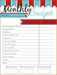 Complete Budget Worksheet Worksheet Monthly Budget Worksheet Fiercebad Worksheet And Essay