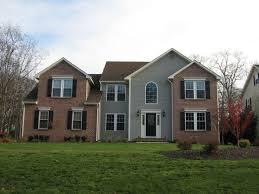 7 best house exteriors images on pinterest brick house colors