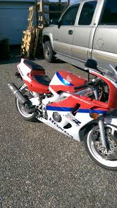 honda cbr 400 just add tlc 1990 honda cbr400rr in canada rare sportbikes for sale
