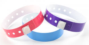 Soft Comfort Soft Comfort Straight Solid Color Or Custom Wristbands Medtech