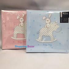 Photo Albums For Babies Baby Photo Album 200 Ebay
