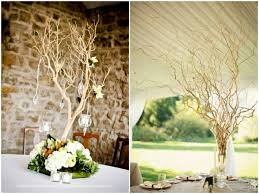 manzanita centerpieces wedding centerpieces flowers ideas for winter wedding