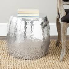 round silver accent table 26 best accent tables and stools images on pinterest accent tables