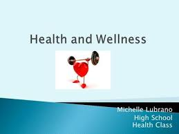 online high school health class chapter 1 concepts of health and wellness ppt online