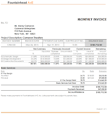 Consulting Services Invoice Template by Consulting Fee Invoice Thebridgesummit Co