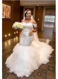 cap sleeve wedding dress mermaid appliques plus size dress 2018 gorgeous lace cap