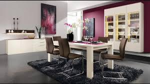 dining table in living room modern interior design ideas living