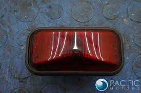 Hummer H3 Clearance Lights by Rear Cab Roof Clearance Marker Light Red 25809313 Oem Hummer H2 Su