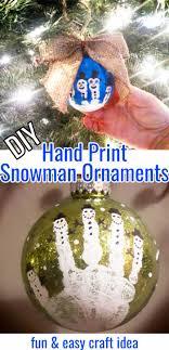 diy print ornaments we tried it involvery