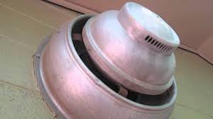 commercial sidewall exhaust fan old commercial wall mount exhaust fans youtube