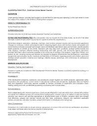 Tutor Job Description Resume by 100 Sample Tutor Resume Sample Resume Teacher Ontario Templates