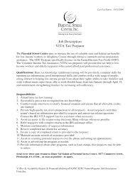 Busboy Job Description Resume by Best Photos Of Volunteer Job Descriptions For Resume Volunteer