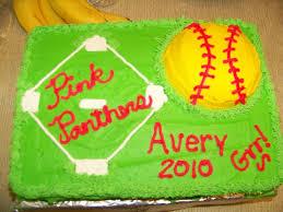 pink panther softball cake cakecentral com