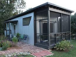 tiny home rentals nc backyard bunkie 360 square foot cottage with mountain views tiny