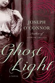 books with light in the title book review ghost light by joseph o connor of books and reading