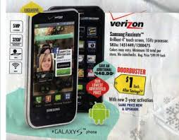 best buy smart phone black friday deals best buy black friday deals 1 samsung fascinate 99 nooks