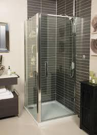 embrace hinged door shower enclosure roman showers