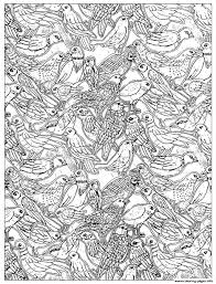 birds 2 coloring pages printable