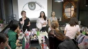 Professional Makeup Schools Professional Korean Makeup Class In Seoul Youtube
