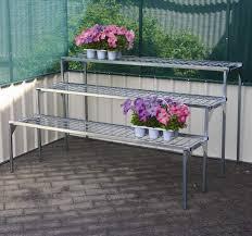plant stand 51 unique patio shelves for plants photos design