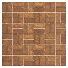 Armstrong Flooring Laminate Shop Armstrong Nature U0027s Gallery Brick Red Laminate Flooring At