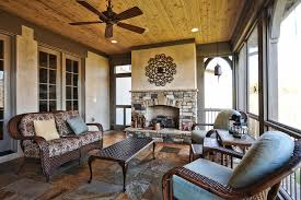 covered porches with fireplaces porch traditional with screened