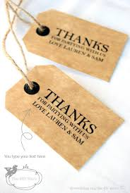 Thank You Tags Wedding Favors Templates by 61 Best Wedding Thank You Tags Images On Wedding Favor