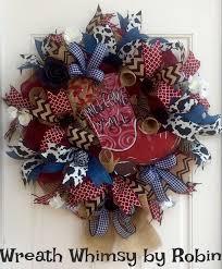 18 best all season wreaths images on deco mesh wreaths