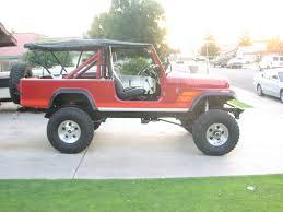 postal jeep conversion 1984 cj 8s