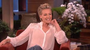 portia s jennifer aniston finds out about ellen and portia s marriage youtube
