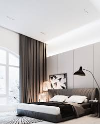 Modern Home Design Bedroom A Cleverly Decorated Family Home In Ukraine
