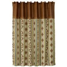 curtain decor shower shower curtain southwestern for your bathroom decor ideas