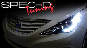 specdtuning installation video 2011 2013 hyundai sonata led