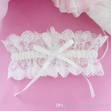 ribbon lace tulle lace bridal garter ribbon satin bowknot wedding accessories
