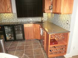 Traditional Kitchen Backsplash Bathroom Interesting Pionite Laminate Backsplash With Oak Kitchen