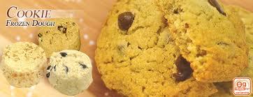 world best wholesale gourmet frozen cookie dough in american