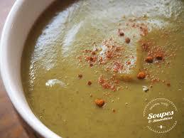 cuisiner les lentilles vertes potage aux choux de bruxelles et lentilles vertes soupes smoothies