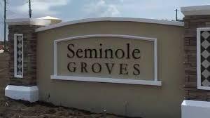 seminole groves model home tour youtube