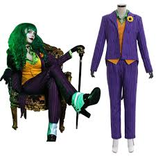 online buy wholesale joker costume batman from china joker costume